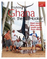 Worldwide Angler Magazine Cover