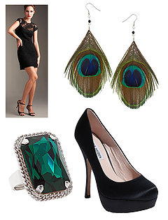 Notte by Marchesa, ASOS, Steve Madden, Courtney Lee Collection