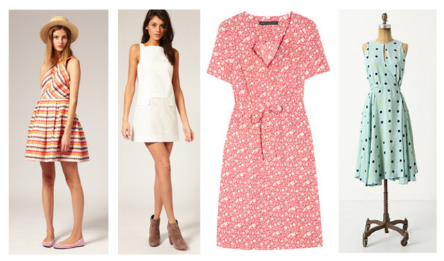 Boutique by Jaeger, ASOS, Marc by Marc Jacobs, Anthropologie