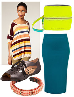 Cooperative Designs, Topshop, Marc by Marc Jacobs, Luiza Barcelos, Nakamol